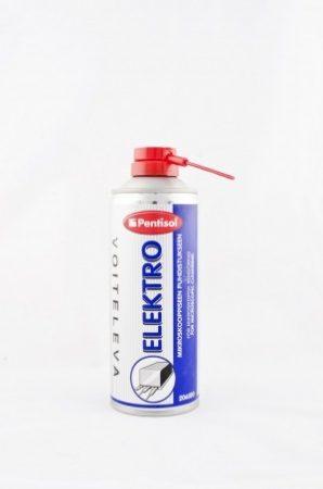 Pentisol Elektronikai tisztító és kenő spray